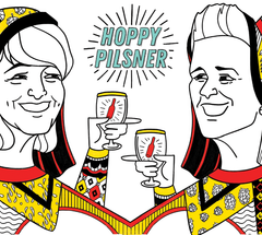 Queen of Craft - Dry Hopped Pilsner