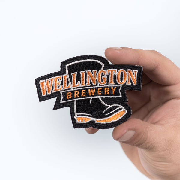 Welly Logo Patch