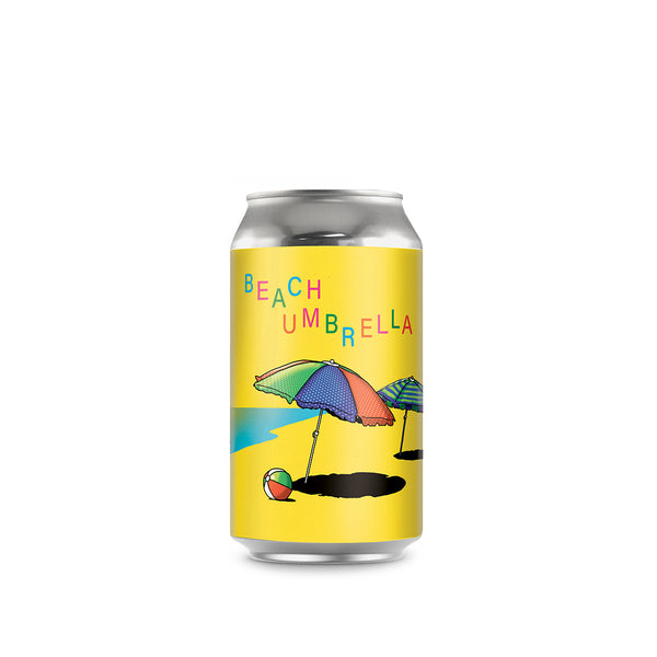 Beach Umbrella - Gose w/ Watermelon and Basil