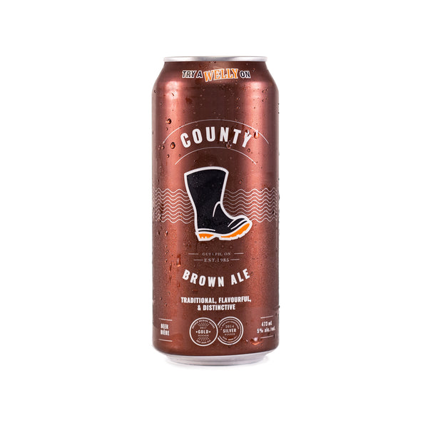 County Brown Ale
