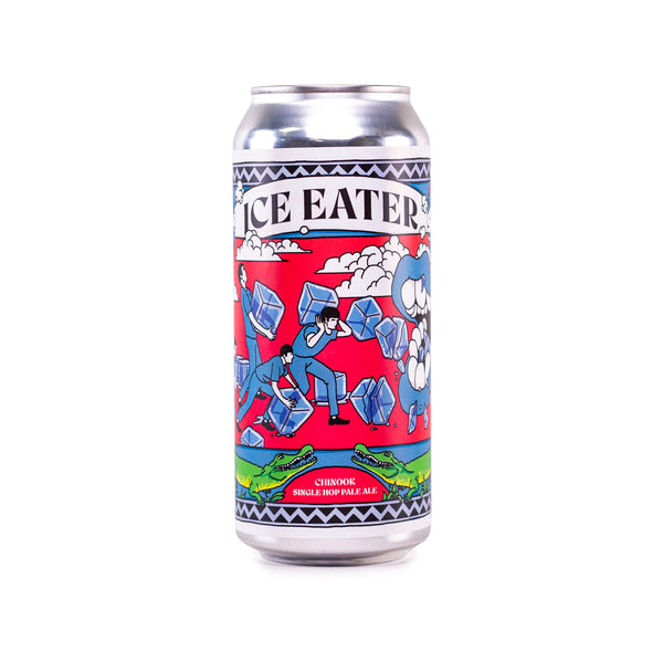 Ice Eater - Single Hop Chinook Pale Ale