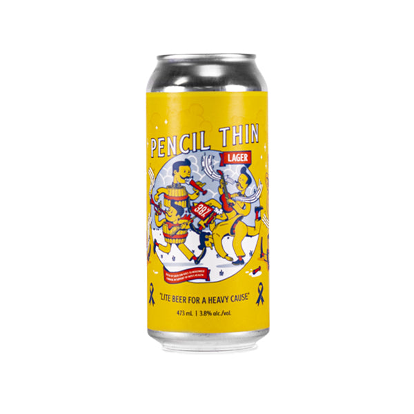 Pencil Thin Lite Lager