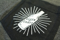 Queen of Craft pocket-T