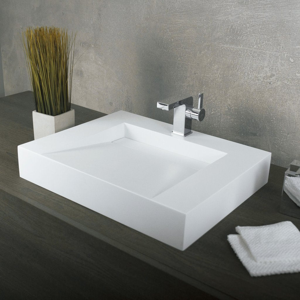 Single Bowl Bathroom Sinks