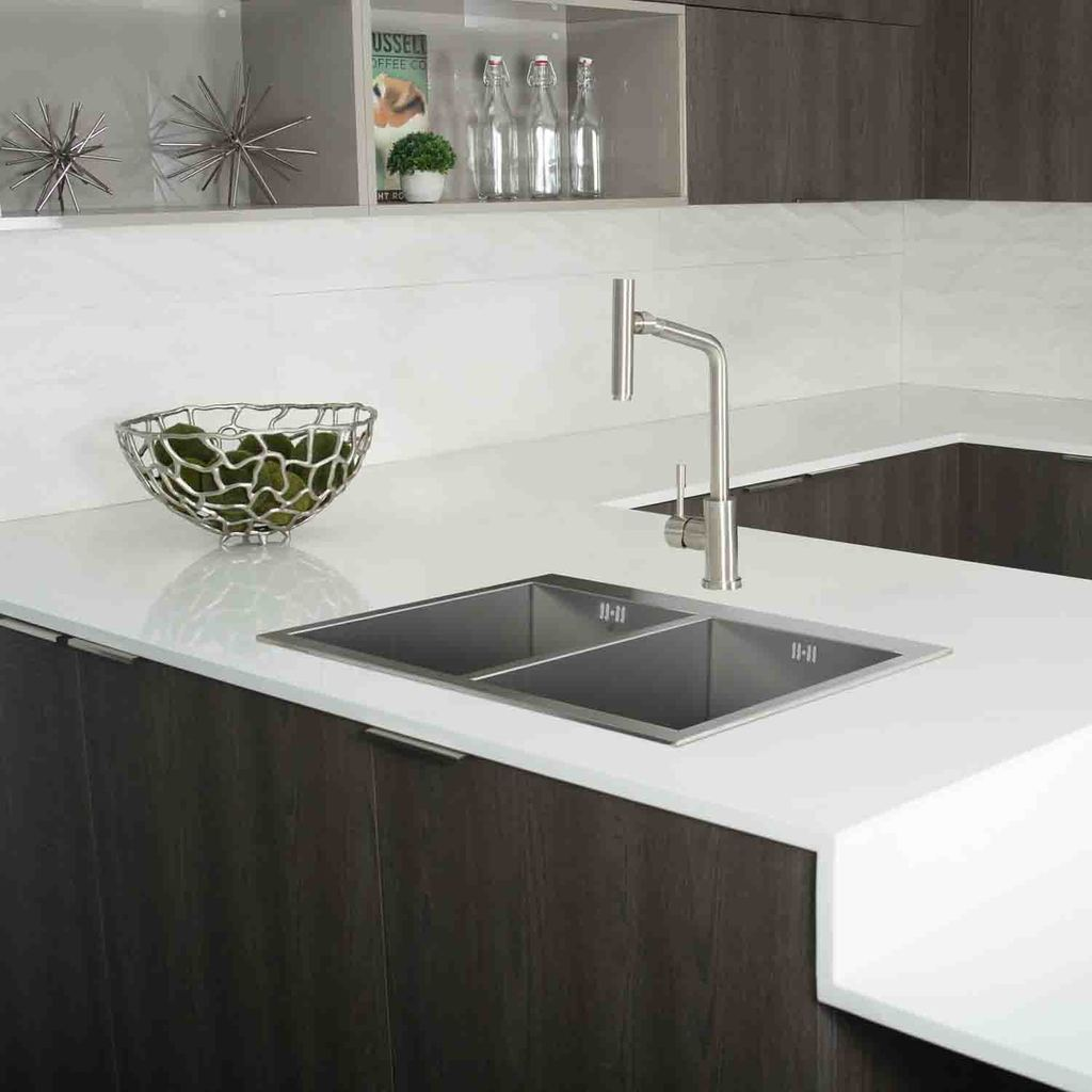 double kitchen sinks - Double Kitchen Sink