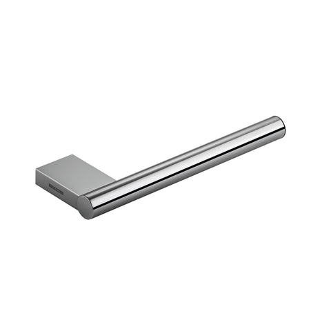 COSMIC Project Single Towel Bar, Wall Mount, Brass Body, Chrome Finish, 9-1/4 x 7/8 x 3-1/8 Inches (2510162)