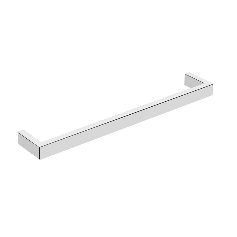 DAX Venice Single Towel Bar, Wall Mount, Brass Body, Brushed Nickel Finish, 15-3/4 Inches (DAX-GDC060166-BN)