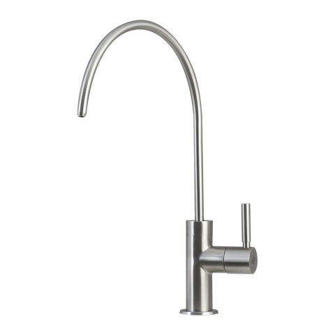 DAX Drinking Water Faucet, Stainless Steel Body, Brushed Finish, Size 8-1/2 x 12-1/4 Inches (DAX-PJ-01)