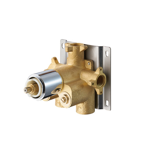 Dax Concealed Valve Thermostatic Mixer  (DAX-1050-CR)