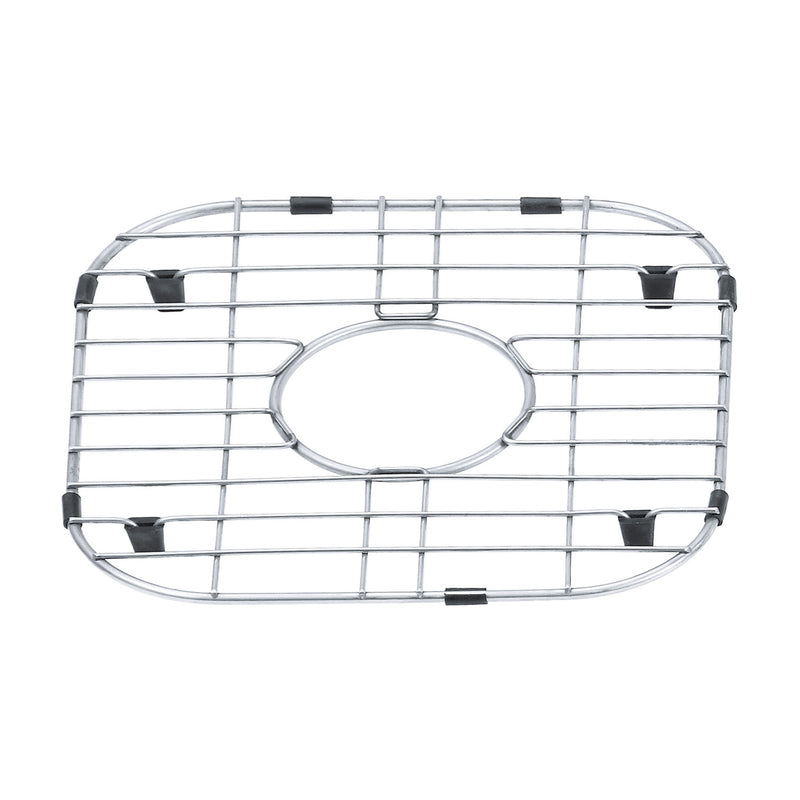 DAX Grid for Bar Sink, Stainless Steel Body, Chrome Finish, Compatible with DAX-1214, 11-3/4 x 10-1/4 Inches (GRID-1214)