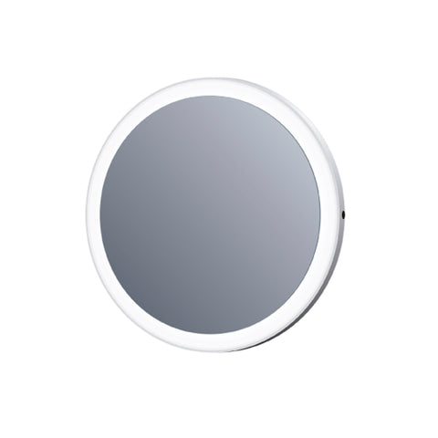 "24"" Round Mirror. MDF Back Reflected light. IR Motion sensor switch (DAX-DL50-6060)"