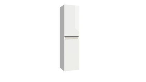 DAX Ibiza Side Cabinet 55 Inches White (DAX-IBI055511)