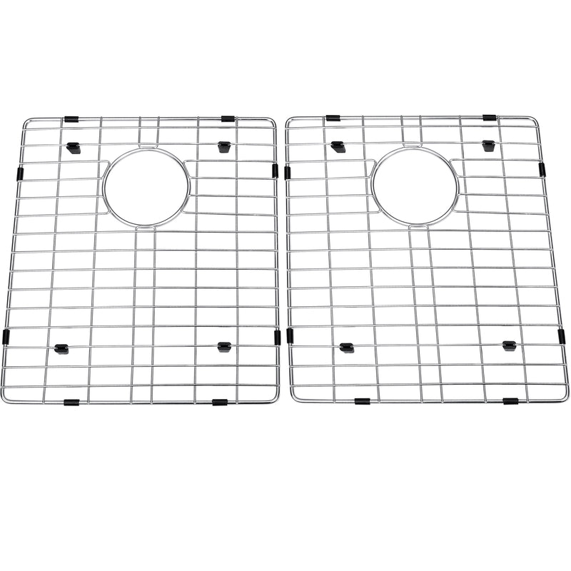 DAX Grid for Kitchen Sink, Stainless Steel Body, Chrome Finish, Compatible with DAX-3118B-X (GRID-3118B-X)