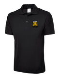 Diesel Loco front Polo Shirt - Class 37 (Split Headcode)