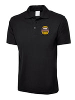 Diesel Loco front Polo Shirt - Class 43 HST (Intercity)