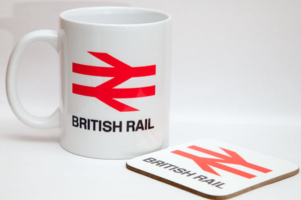Cranks - British Rail Double Arrows Mug / Coaster / Keyring