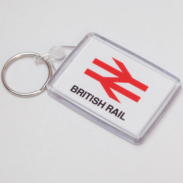 Cranks - BR British Rail Railway Keyring