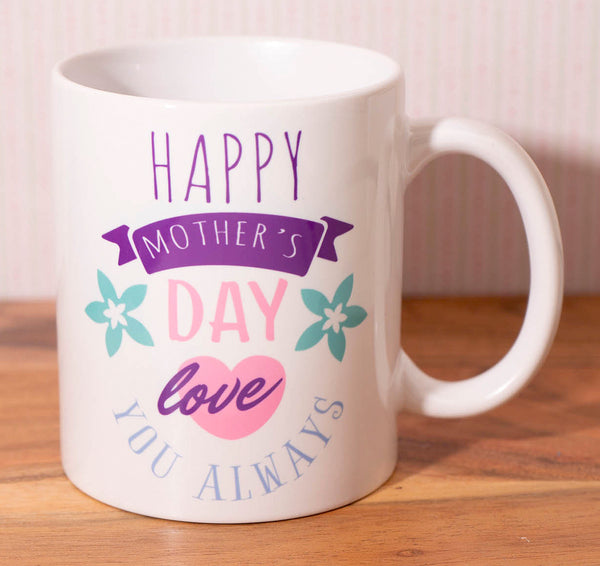 Happy Mother's Day Mug (Also Available as Gift Set)