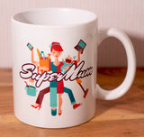 Super Mum Mug (Also Available as Gift Set)