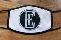 English Electric Logo Face Mask - CHILD (SMALL)