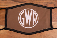 Great Western Railway (GWR) Face Mask - ADULTS (LARGE)