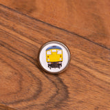 BR Diesel Loco Pin Badge (Various Classes available)