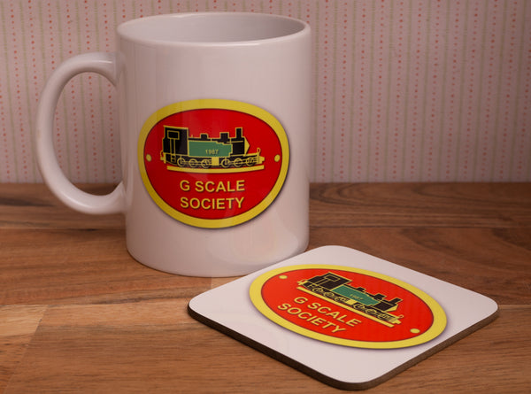 G Scale Society Ceramic Mug
