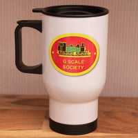 G Scale Society Travel Mug