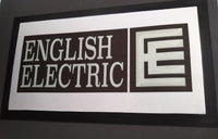 English Electric Logo Bar Runner