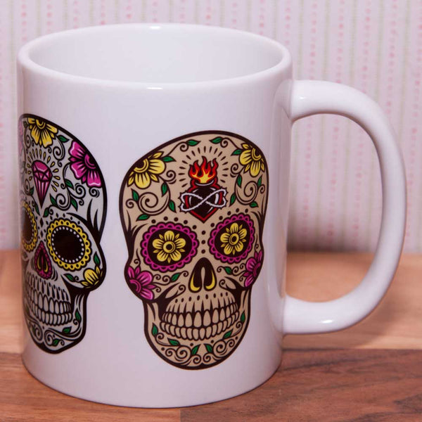 Skull Mug (Multiple prints)