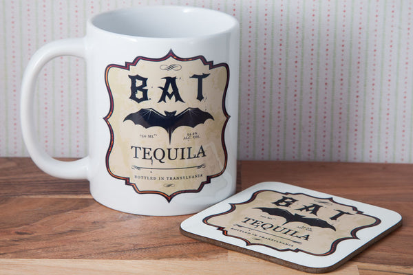 Bat Tequila - Mug (Also Available as Gift Set)
