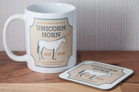 Unicorn Horn - Mug (Also Available as Gift Set)