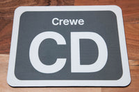 Cranks - Shed Sticker Mousemat (All Depots available)