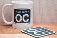 Cranks - Shed Sticker Mugs, Coasters, and gift sets - ALL depots available