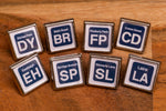 British Rail Shed/Depot Sticker Lapel Pin Badge