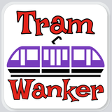 Train/Bus/Truck/Tram Wanker Mug with or without Coaster