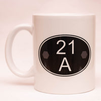 Shed Plate Mugs, Coasters, and gift sets - ALL depots available