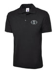 British Railways Shed Plate / Depot Code Polo Shirt (ALL sheds available)