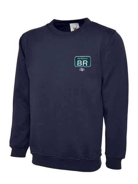 British Rail Old School (BROS) - Sweatshirt