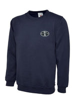 Cranks - British Railways Shed Plate / Depot Code Sweat Shirt (All depots available)