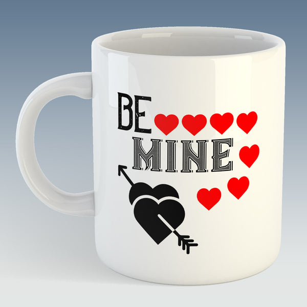 Be Mine Mug (Also Available with Coaster)