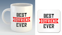 Best Boyfriend Ever Mug (Also Available with Coaster)