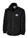 British Rail BR Double Arrows fleece