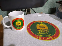 British Rail Old School (BROS) Mug & T shirt set