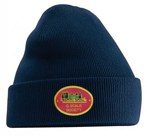 G Scale Society Beanie Hat