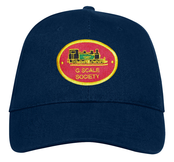 G Scale Society Baseball Cap