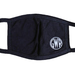 GWR Navy Distancing Face Mask - One Size
