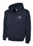 British Railways Shed Plate / Depot Code Hoodie (ALL sheds available)