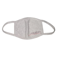 Intercity Grey Distancing Face Mask - One Size