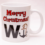 Merry Christmas Wanker! Mug/Coaster